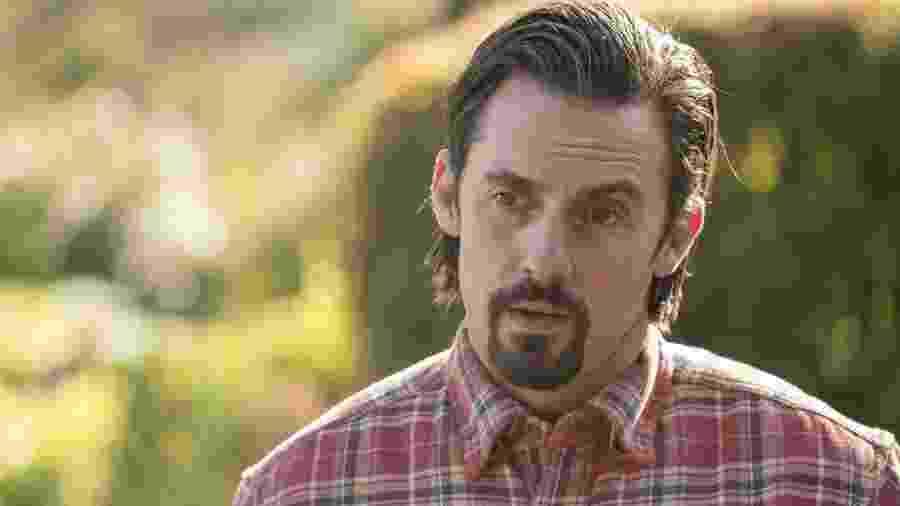 Milo Ventimiglia como Jack Pearson em This Is Us - Reprodução