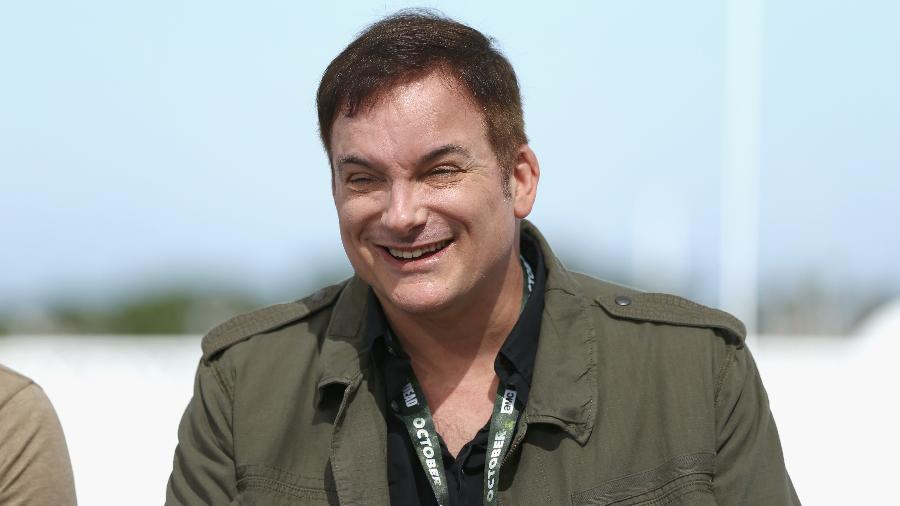 O diretor Shane Black - Getty Images