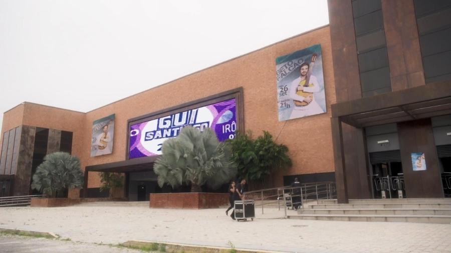 """Casa de shows de """"Segundo Sol"""" anuncia show de Gui Santiago, protagonista de """"Rock Story"""" - Reprodução/TV Globo"""