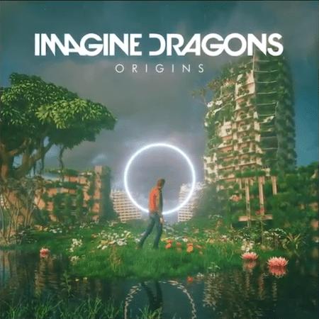 """""""Origins"""", novo álbum do Imagine Dragons - Reprodução/Twitter"""