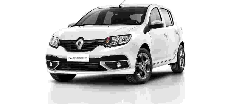 Visual da versão GT Line foi desenvolvido pela marca em conjunto com a Renault Sport - Divulgação
