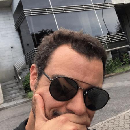 """Joaquim Lopes volta a apresentar o """"Vídeo Show"""" - Reprodução/Instagram"""