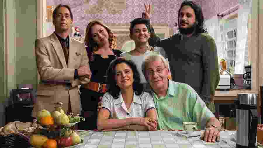 """""""A Grande Família"""" é uma das reprises diárias da Globo - TV Globo"""