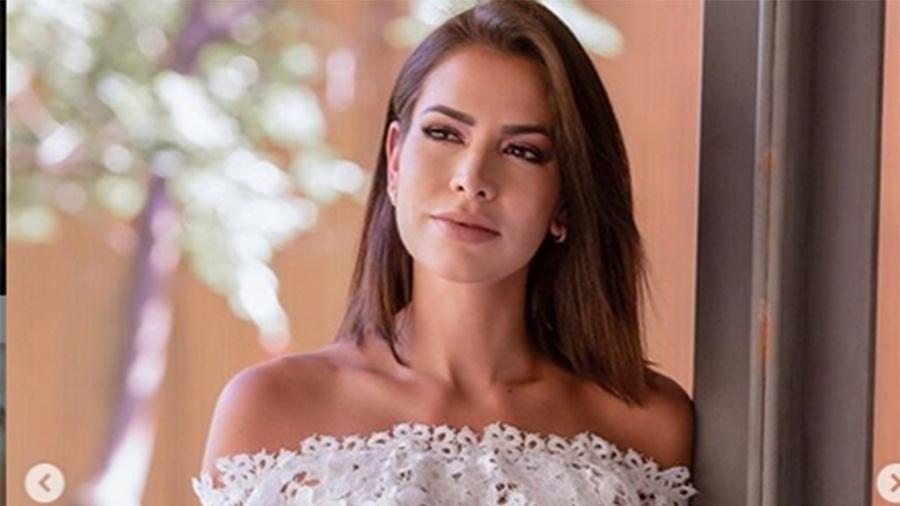 """A ex-BBB Adriana Sant""""Anna  - Reprodução/Instagram"""