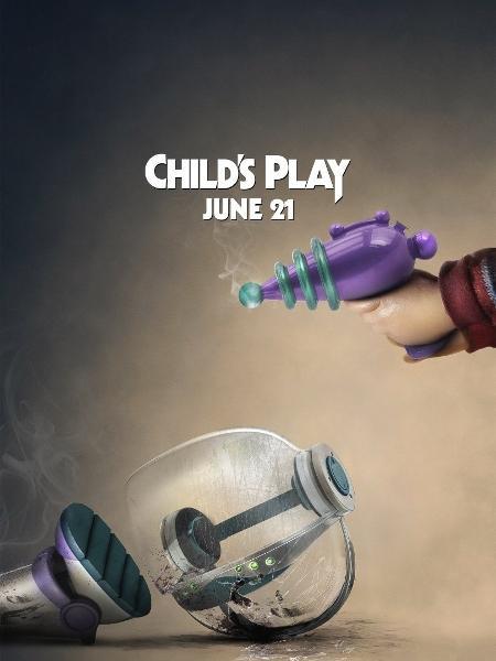 """O novo pôster de """"Brinquedo Assassino"""" traz piada com """"Toy Story"""" - Reprodução/Twitter"""