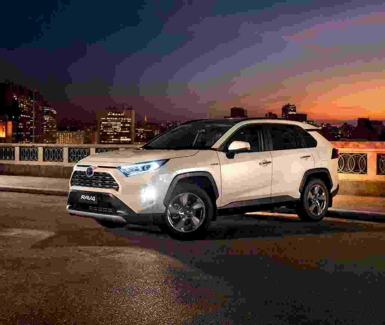 Toyota RAV4 2020 - Divulgação