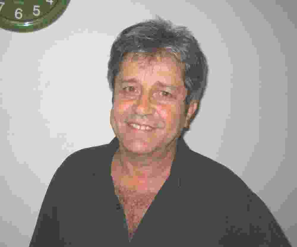 O ator João Carlos Barroso - Site oficial/Divulgação