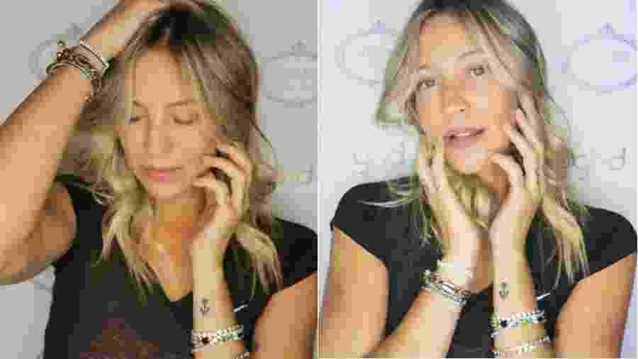 Luana Piovani de novo visual - Reprodução/Instagram