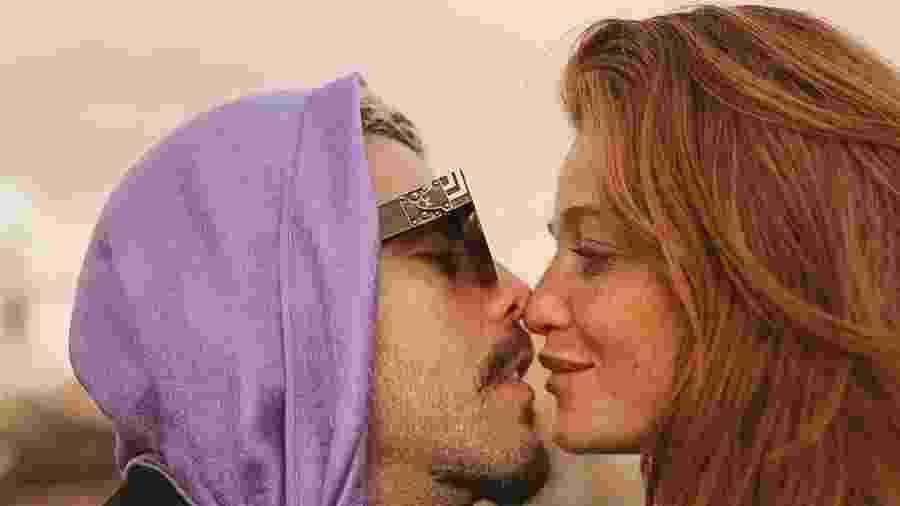 Pedro Scooby e Cintia Dicker em foto publicada hoje - Reprodução/ Instagram