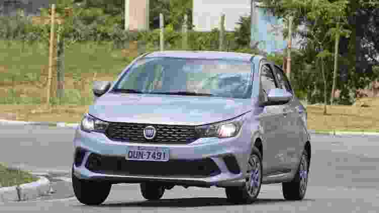 Fiat Argo 1.0 - Murilo Góes/UOL - Murilo Góes/UOL