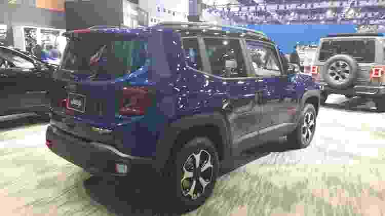 SUV da Jeep tem sete versões nos EUA - Vitor Matsubara/UOL