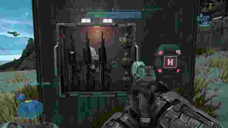 Halo Reach Legendary 5 - Reprodução - Reprodução
