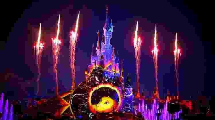 Disney Illuminations, na Disneyland Paris - Divulgação - Divulgação