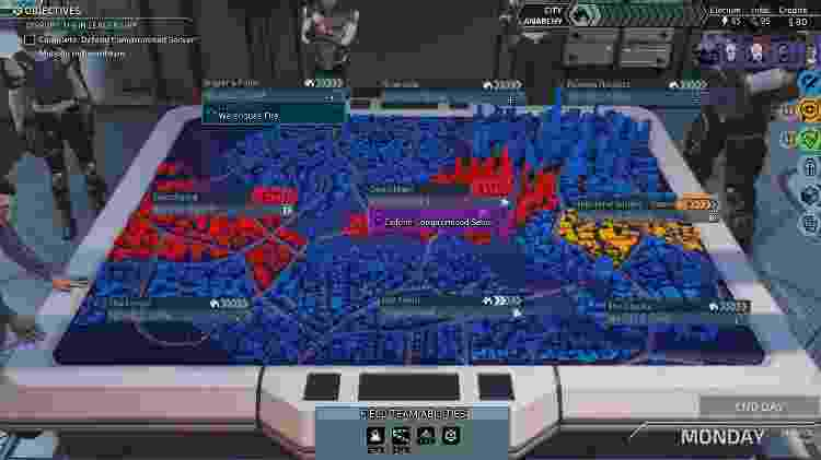 XCOM Chimera Squad 4 - Reprodução - Reprodução