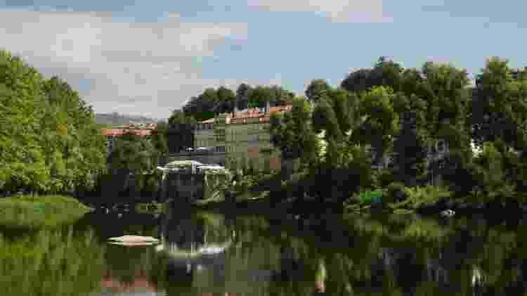 Casa da Calçada - portugal - Vista para o hotel: desconfinamento em grande estilo - Divulgação - Divulgação