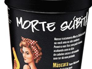 Máscara Morte Súbita - Divulgação/Amazon - Divulgação/Amazon