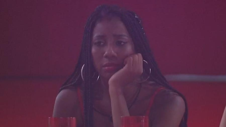 BBB 21: Camilla de Lucas fica irritada com perda de estalecas - Reprodução/ Globoplay