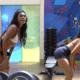 BBB 21: Pocah dá aula de dança para Thaís - Reprodução/Globoplay