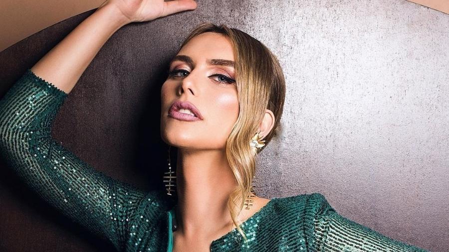 Angela Ponce, primeira transexual Miss Espanha, diz que não ficou com Léo Picon - Reprodução/Instagram