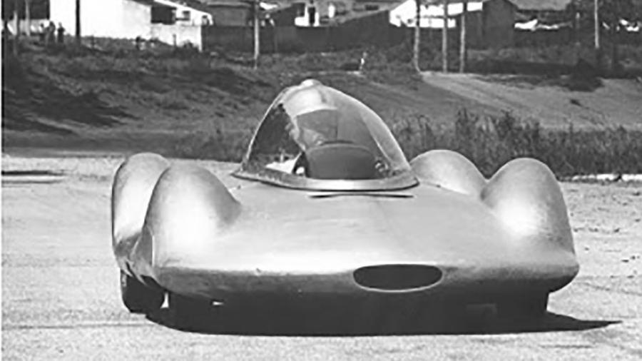 Visual de espaçonave, motor 1.0 e uma dose de improviso foram as receitas para o Carcará se tornar um recordista de velocidade - Reprodução