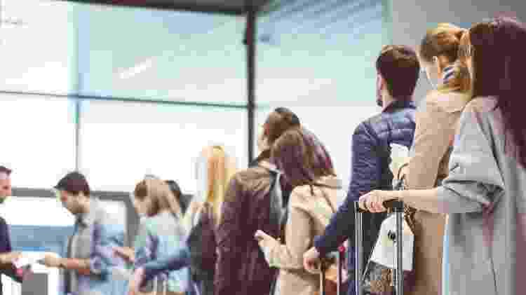 Dependendo da ocasião, passageiro pode conseguir indenização de R$ 5 mil - Getty Images - Getty Images