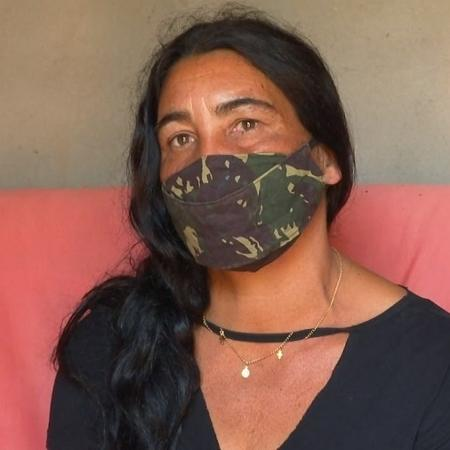 Mãe de Lázaro pede que filho se entregue a polícia - Reprodução/Rede Globo