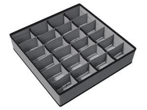 Organizador de peças íntimas - Divulgação - Divulgação
