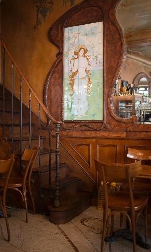Na região da Bastilha, o Le Bistrot du Peintre oferece jantares com bom custo-benefício
