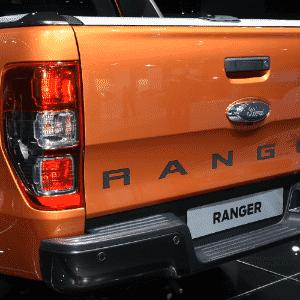 Ford Ranger WildTrak - Murilo Góes/UOL