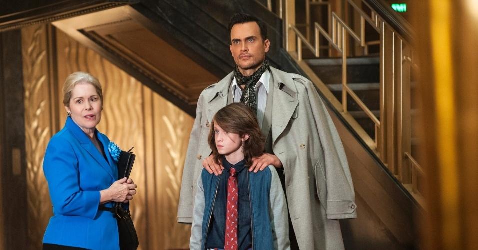 """Donovan (Matt Bomer) é amante da Condessa (Lady Gaga) em """"American Horror Story: Hotel"""""""