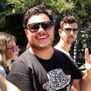 Marcus Majella curtiu o Carnaval de Salvador em trio de Ivete - Felipe Abílio/UOL