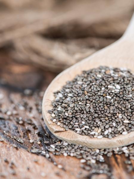 A semente tem a capacidade de se tornar um gel ao entrar em contato com a água, o que pode causar acidentes - iStock