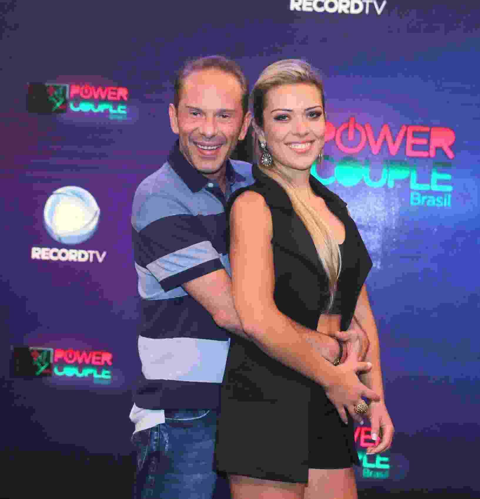 Rafael Ilha e Aline Kezh - Thiago Duran/AgNews