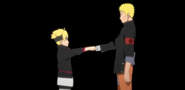 Fim das aventuras de Naruto abre espaço para série com o filho do personagem, Boruto - Reprodução