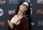 """Sonia Braga ganha prêmio Platino de melhor atriz por """"Aquarius"""" - Susana Vera/Reuters"""
