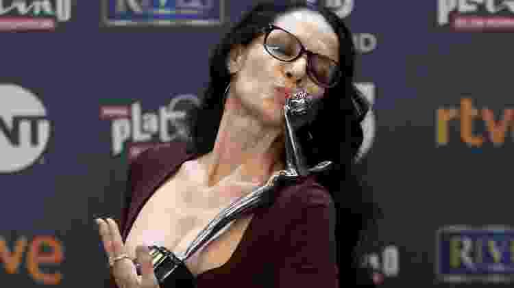 Sonia Braga - Susana Vera/Reuters - Susana Vera/Reuters