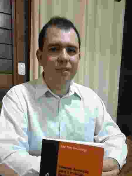 Eder Pires de Camargo, professor - Arquivo Pessoal