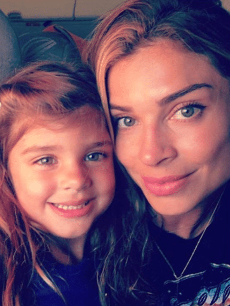 Grazi Massafera e a filha, Sofia - Reprodução/Instagram/massafera
