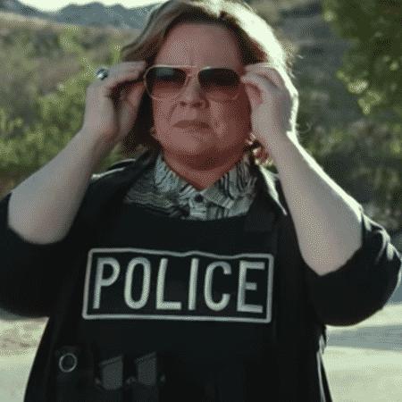 Melissa McCarthy em Happytime Murders - Reprodução - Reprodução