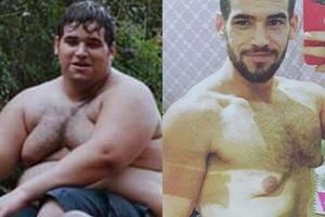 Após um alerta de seu coração, Everton perdeu 60 kg com mudanças simples