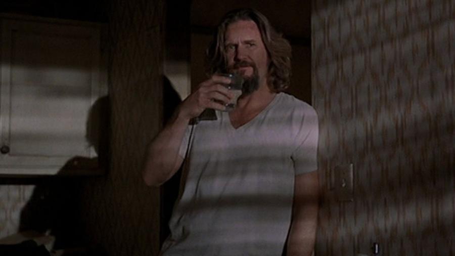 """Jeff Bridges em """"O Grande Lebowski"""" (1998) - Divulgação"""