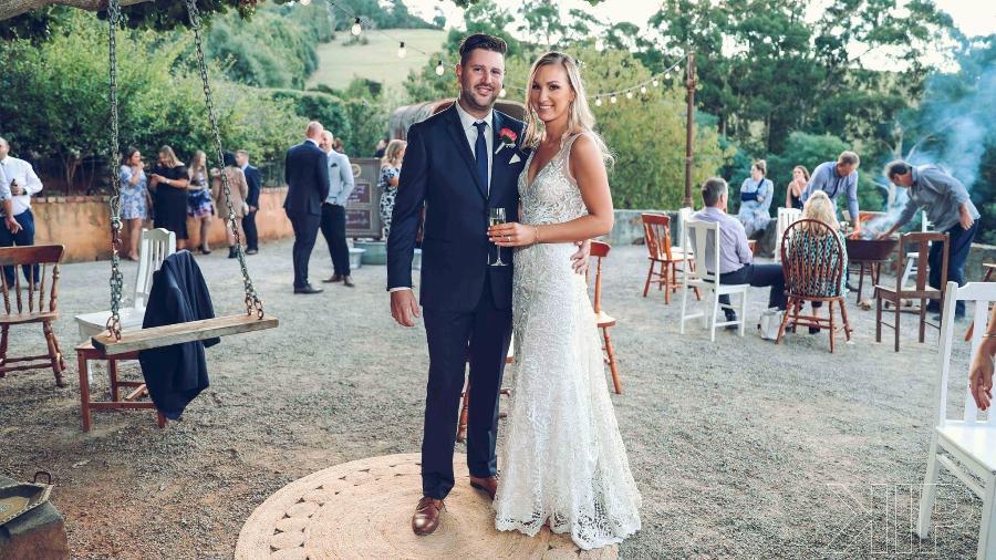 Daniel e Jemma Langley - Kylie Iva Photography/ Reprodução Facebook