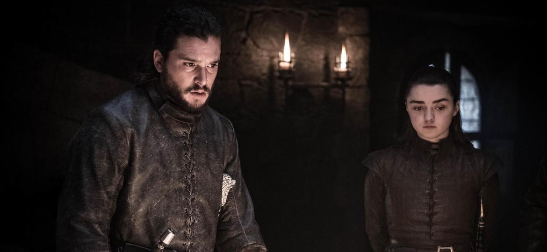 """Fotos do segundo episódio de """"Game of Thrones"""" - Divulgação/HBO"""
