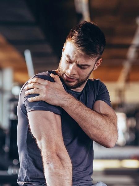 Dor muscular intensa em todos os lugares