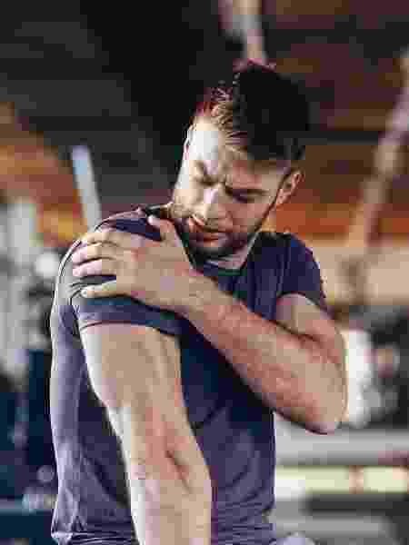 A dor muscular pós-treino costuma ser acompanhada de rigidez e durar de três a cinco dias - iStock