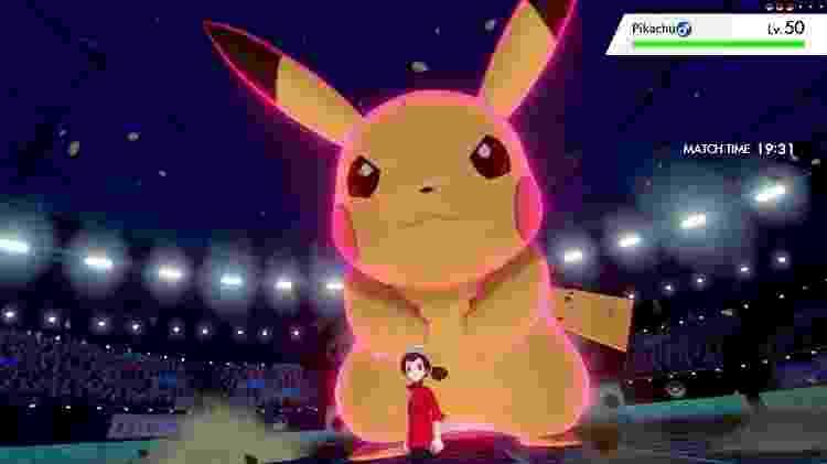 Você está pronto para esse Pikachu gigante? - Divulgação