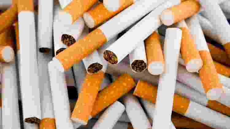 cigarro; fumo; tabagismo; maço - iStock - iStock