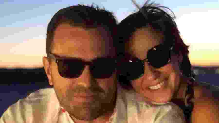 Rodrigo Bocardi curte férias na Itália ao lado da mulher, Claudia Bocardi - Reproução/Instagram