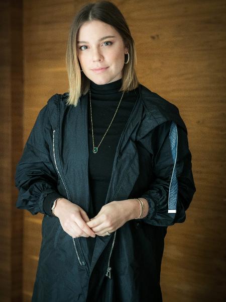 Alice Wegmann - Raquel Cunha/TV Globo