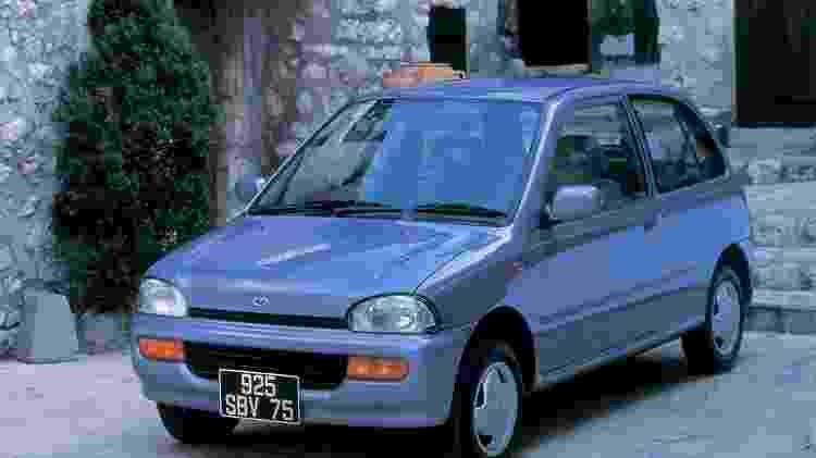 Subaru Vivio foi um dos kei cars mais famosos no Brasil - Divulgação
